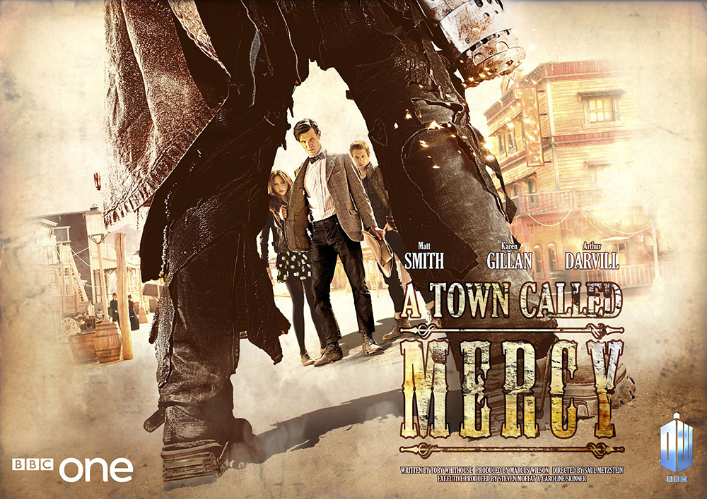 Poster image for Doctor Who episode A Town Called Mercy