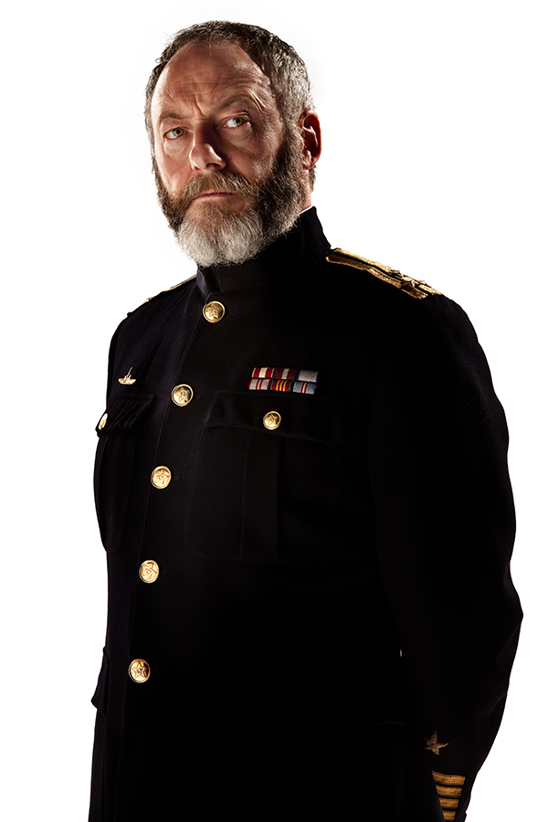 Liam Cunningham as Captain Zhukov